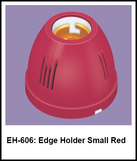 Electric Bulb Holder red small