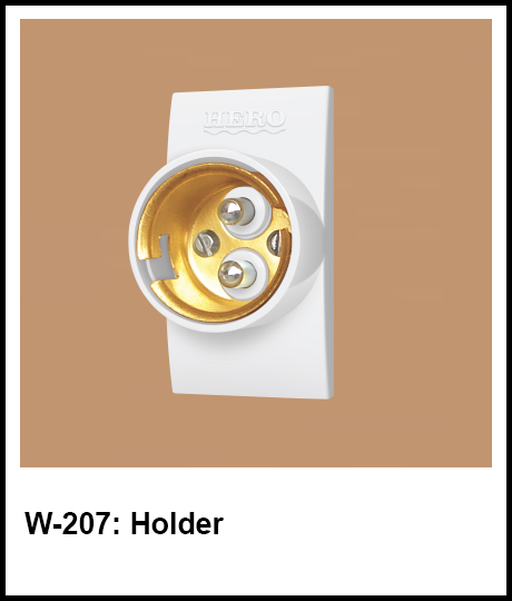 Stylish Series Best Electric Switches holder
