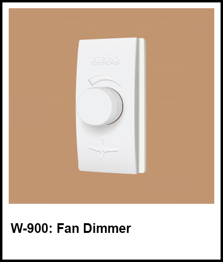 Stylish Series Best Electric Switches fan dimmer