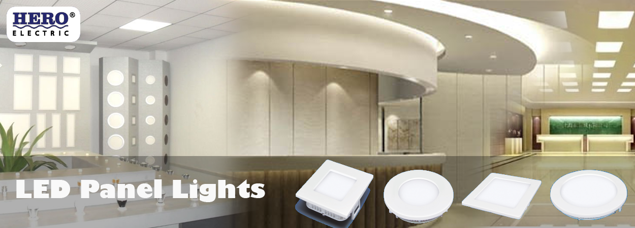 Bathroom Lights Pakistan led panel lights in pakistan - hero electric
