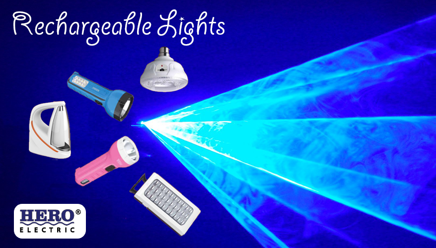 rechargeable lights in Pakistan