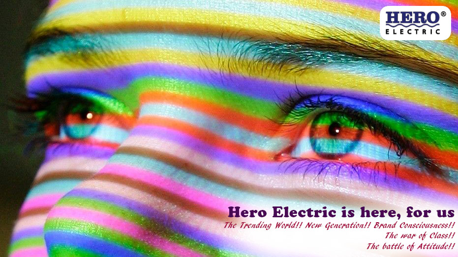Hero Electric, War of brands
